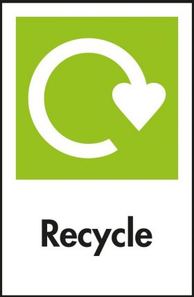 OPRL Recycle Label